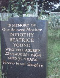 DB Young Grave